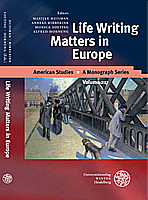 boek life writing matters in europe